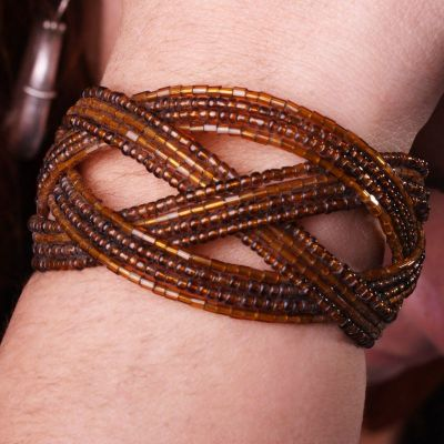 Bead bracelet Pasir Apung