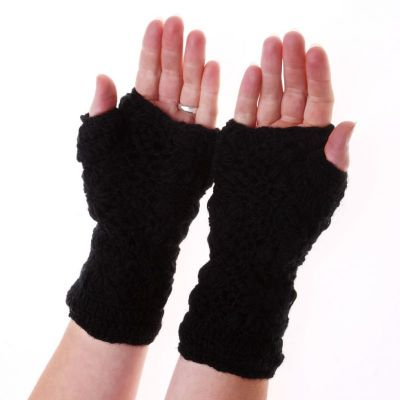 Hand Warmers Bardia Black