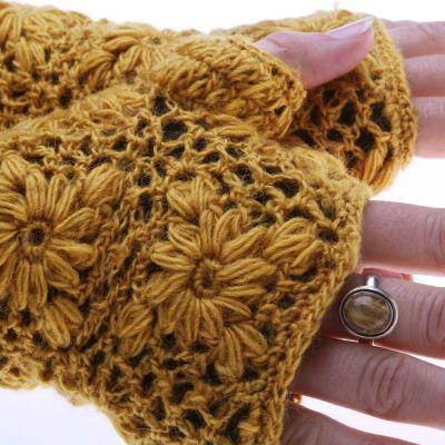 Hand Warmers Bradia Yellow