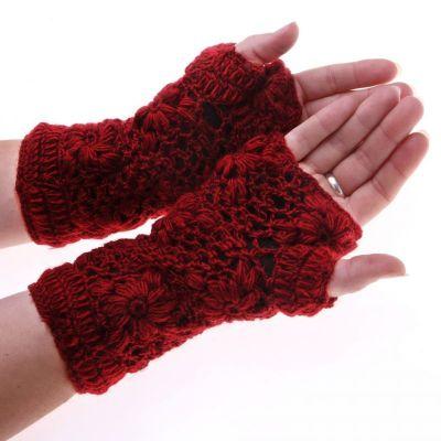 Hand warmers Bardia Crimson