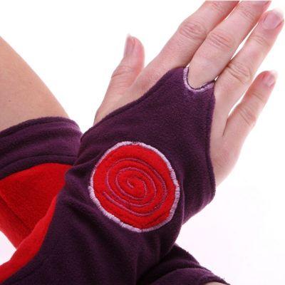 Hand warmers Ashoka's spiral