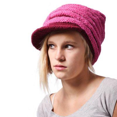 Hat Pink Bhatti