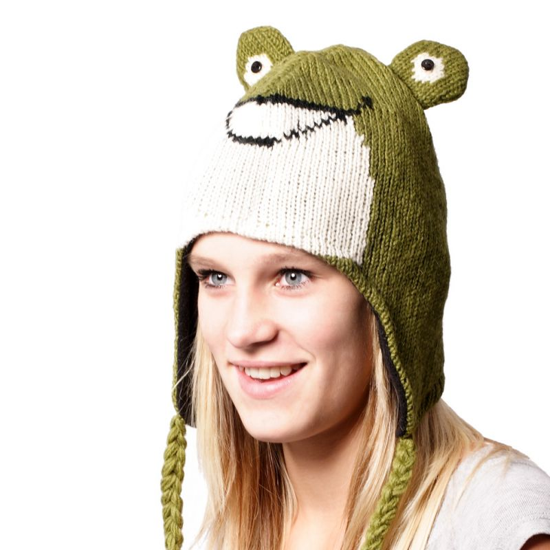 Woolen Hat Tree Frog