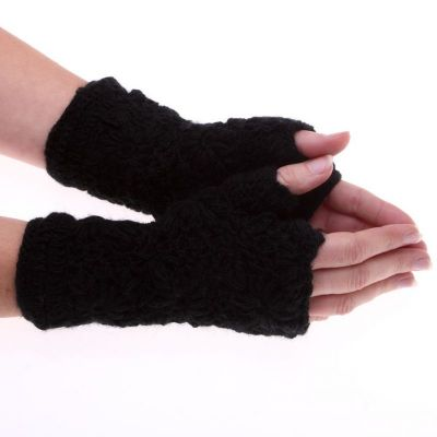 Hand Warmers Bardia Black