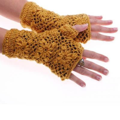 Hand warmers Bardia Yellow