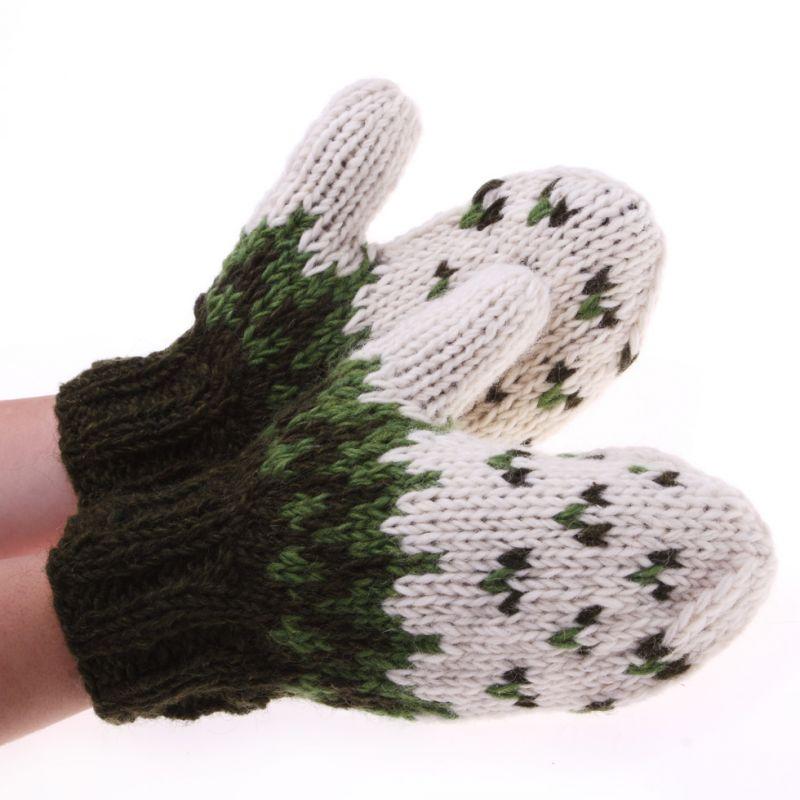 Woolen gloves Yetti Lakpa