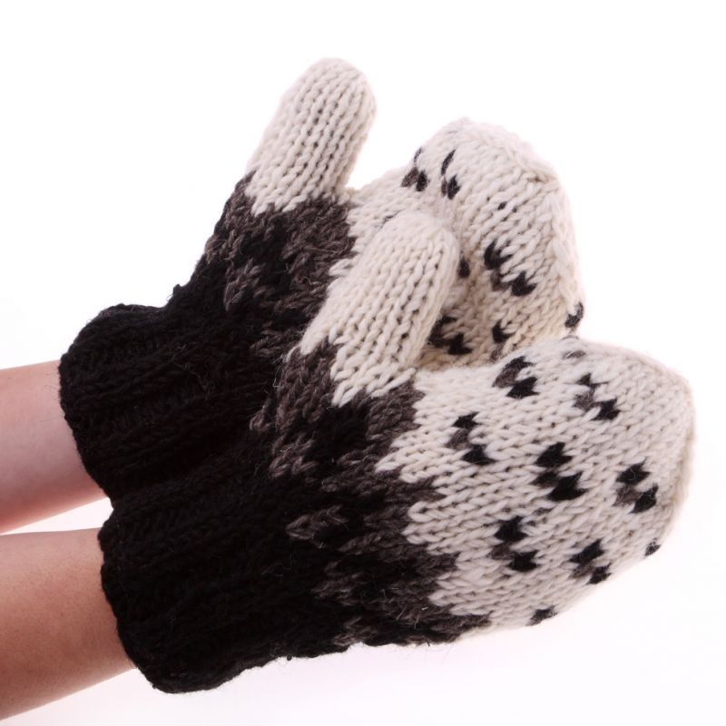 Woolen gloves Yetti Shankar