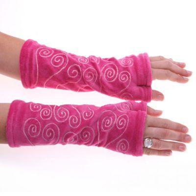 Hand warmers Dohari Pink