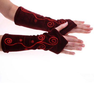 Hand warmers Narayani Rouge