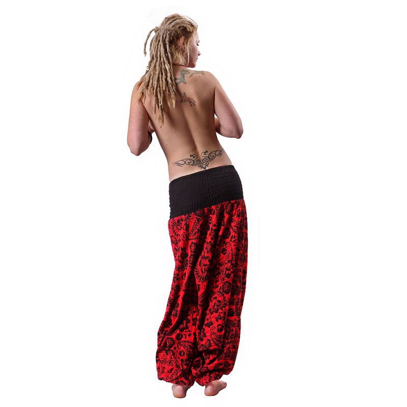 Trousers Subas Merah