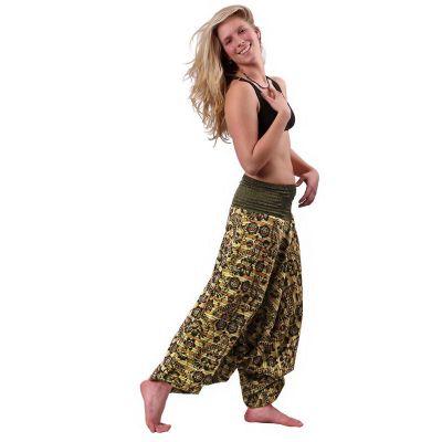Harem trousers Subas Hijau