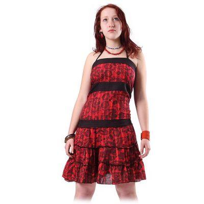 Dress Patti Flame