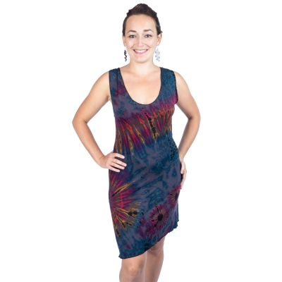Tie-dye dress Loei Dirgantara | UNISIZE