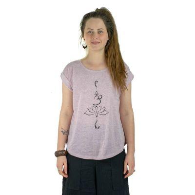 T-shirt Darika Harmony Pink