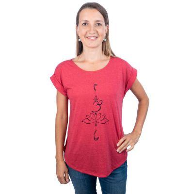 T-shirt Darika Harmony Red
