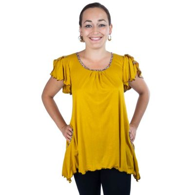 Blouse Jina Yellow