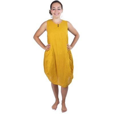 Dress Kwanjai Yellow