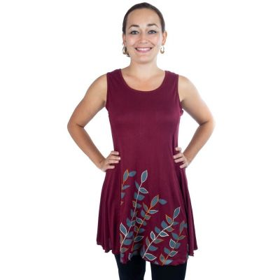 Dress Gopala Burgundy