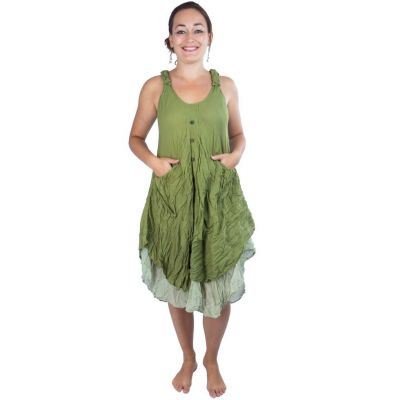 Dress Nittaya Green