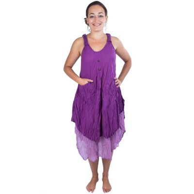 Dress Nittaya Purple