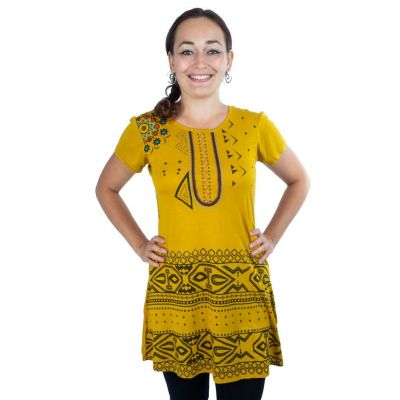 Dress Chipahua Yellow