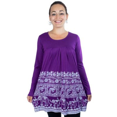 Dress Myra Purple