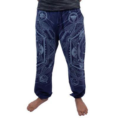 Trousers Jantur Biru