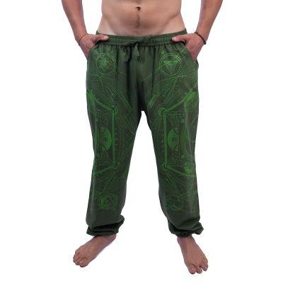 Trousers Jantur Hijau