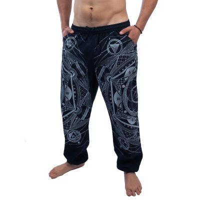Trousers Jantur Hitam