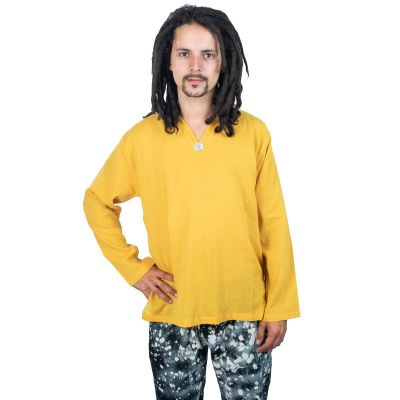 Kurta Abiral Yellow
