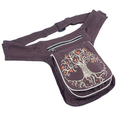 Money belt Arbor Brown