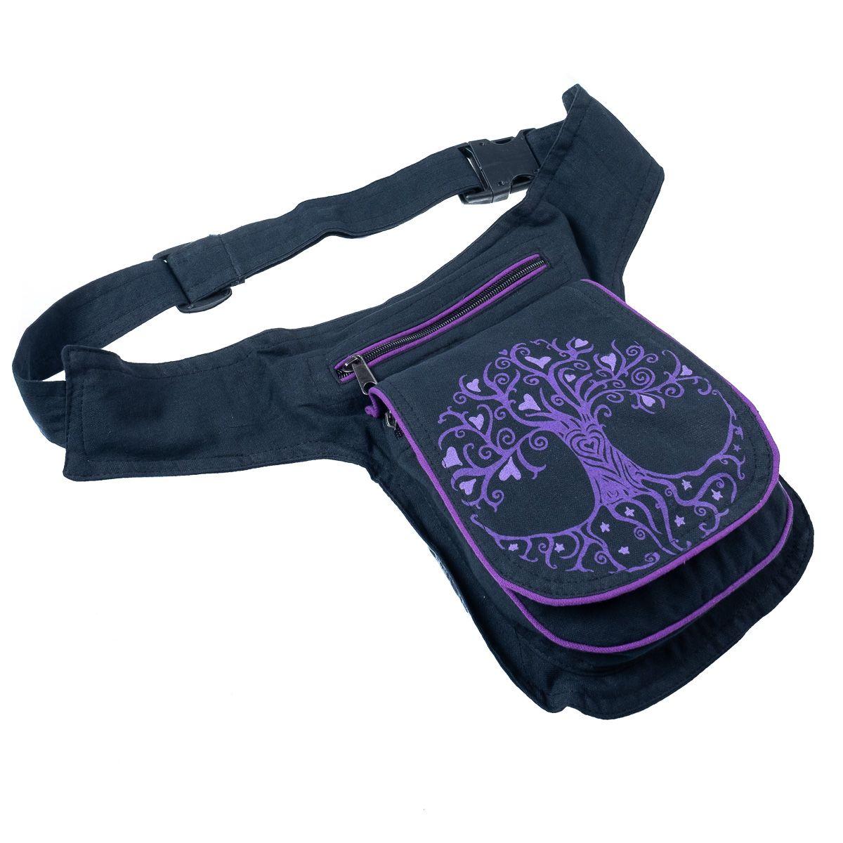 Money belt Arbor Purple