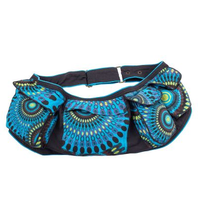 Money belt Gerriko Turquoise