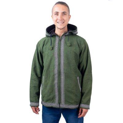 Jacket Azimat Hijau