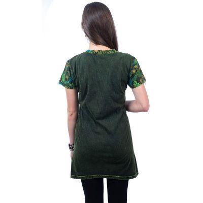 Dress / Tunic Top Leila Hijau
