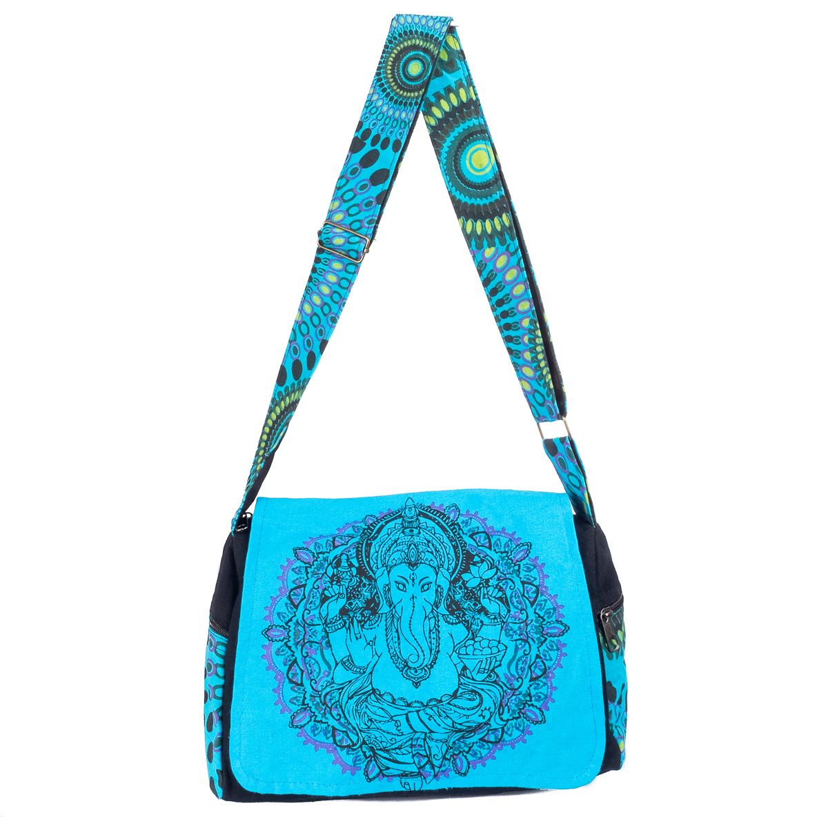 Bag Ganesh Turquoise