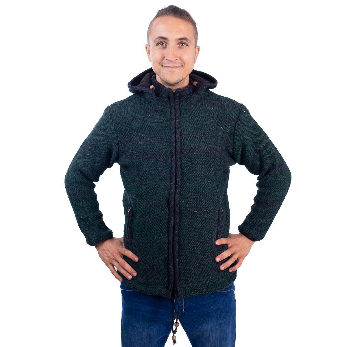 Woollen sweater Green Valley Nepal