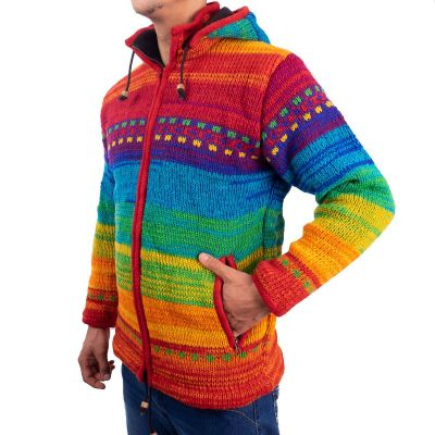 Woolen sweater Happy Days Nepal