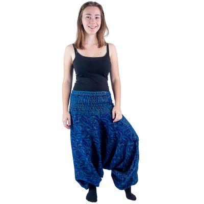 Trousers Jagrati Indigo