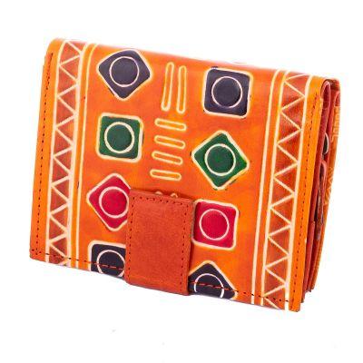 Wallet Faria - orange