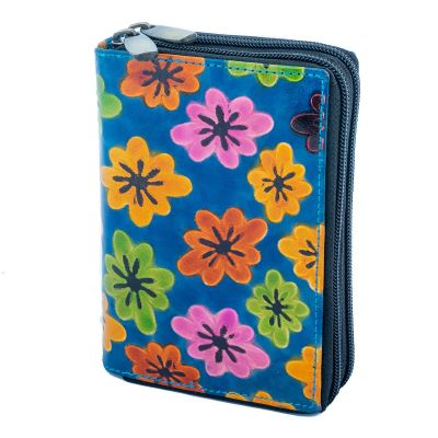Wallet Kaneera - blue