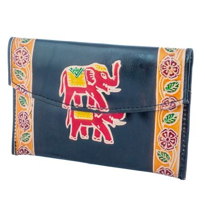 Wallet Elephant 3in1 - black