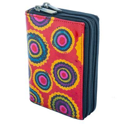 Wallet Yauvani - red