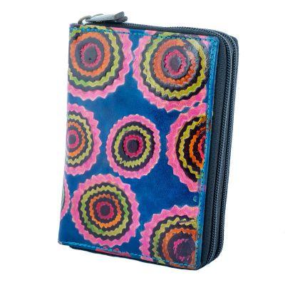 Wallet Yauvani - blue