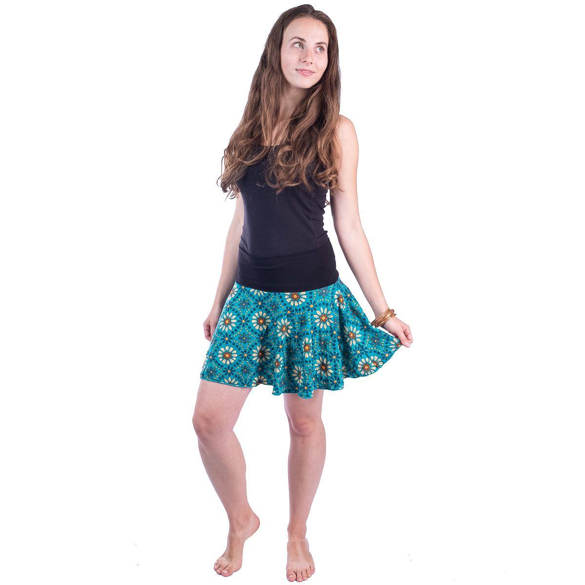 Round mini skirt Lutut Kaori Thailand