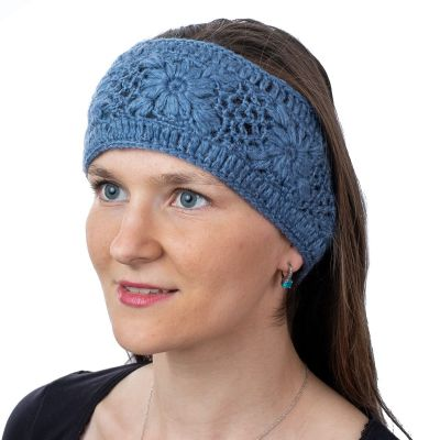 Hairband Bardia Blue