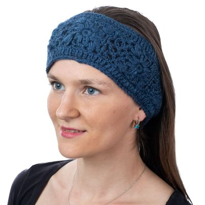 Hairband Bardia Dark Blue