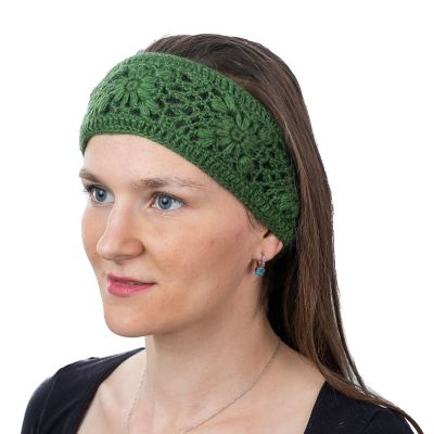 Hairband Bardia Forest Green