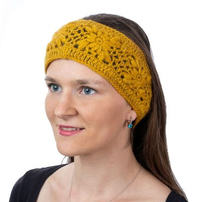 Hairband Bardia Yellow
