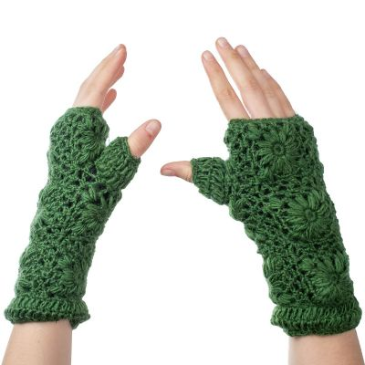 Hand warmers Bardia Forest Green